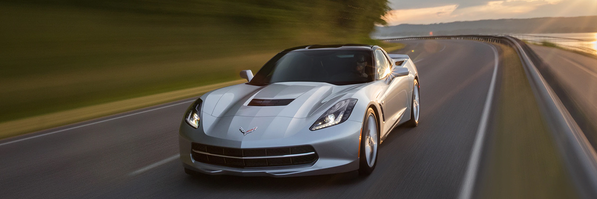 new Chevrolet Corvette