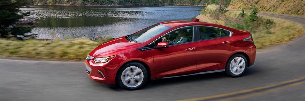 new Chevrolet Volt