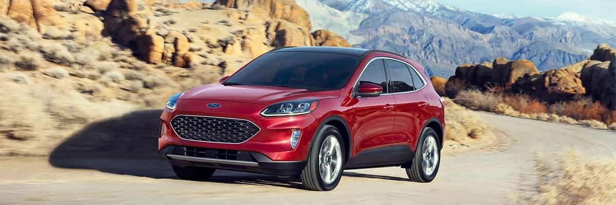 new Ford Escape Hybrid