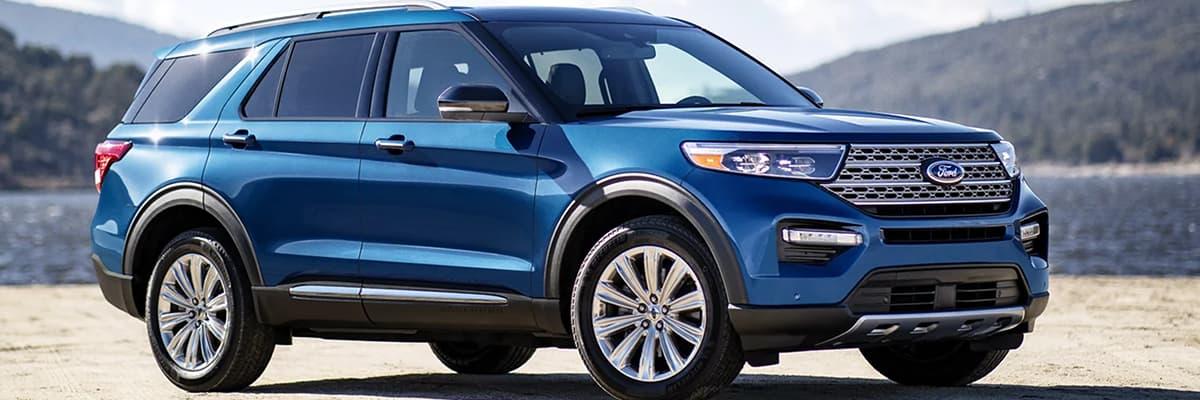 new ford explorer-hybrid