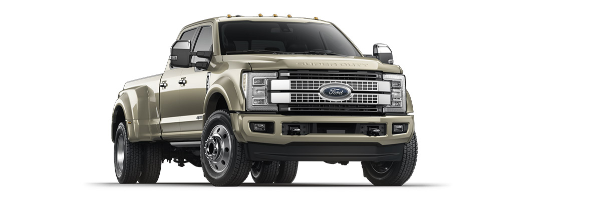 new Ford Super Duty F-450 DRW