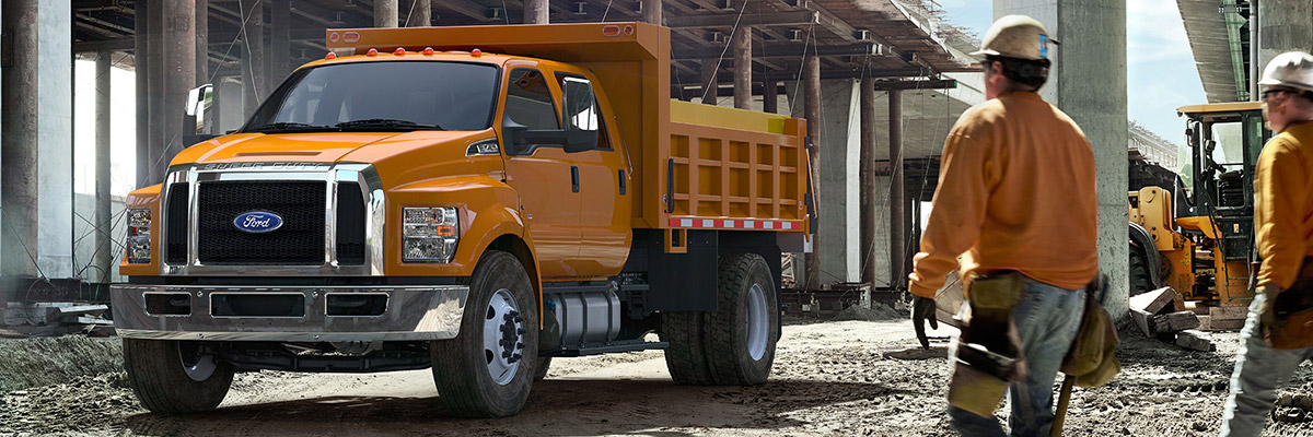 new Ford F750
