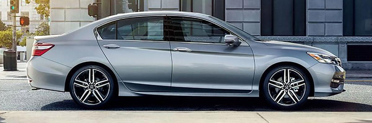 new Honda Accord Sedan