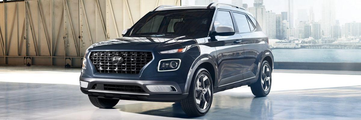 new Hyundai Venue