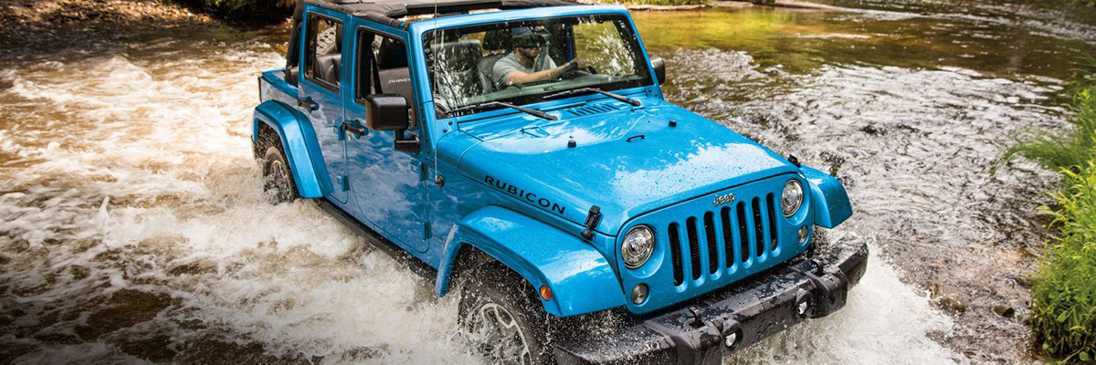 new Jeep Wrangler JK Unlimited