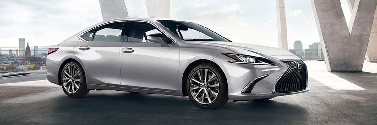 new Lexus ES 350