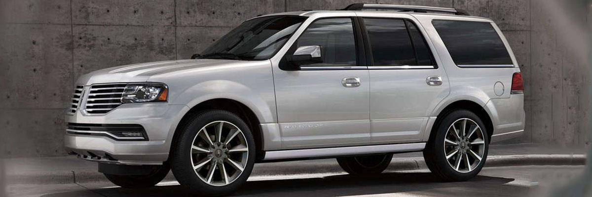 new Lincoln Navigator L
