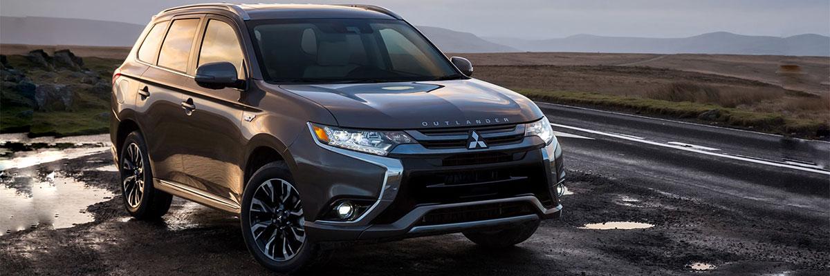 new Mitsubishi Outlander PHEV