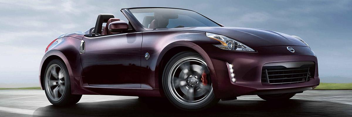 new Nissan 370z-Roadster