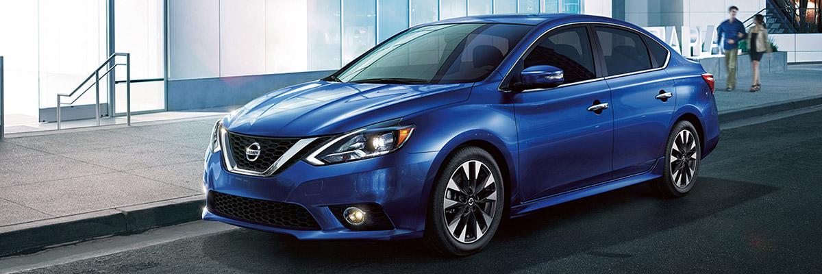 new Nissan Sentra