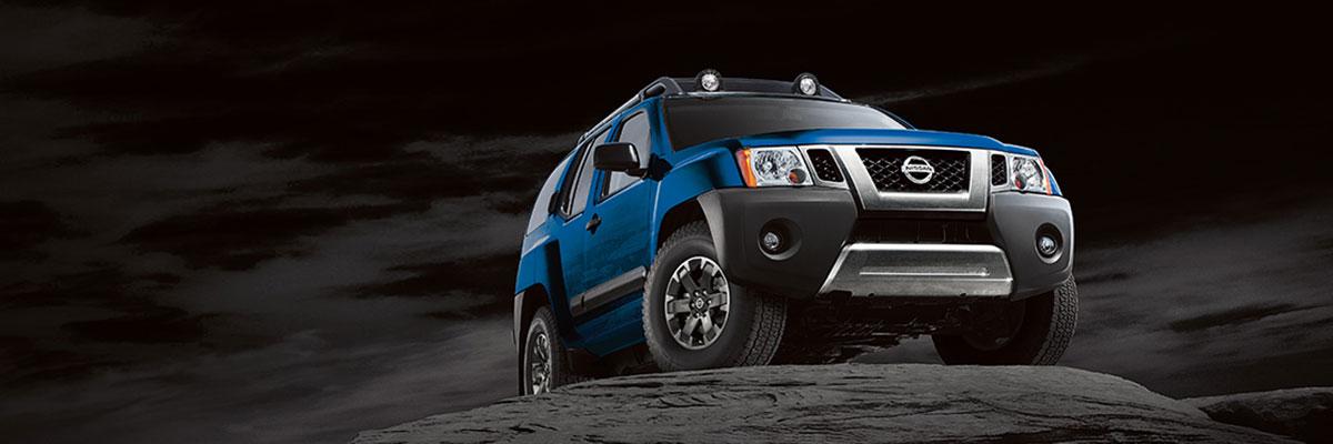 new Nissan Xterra