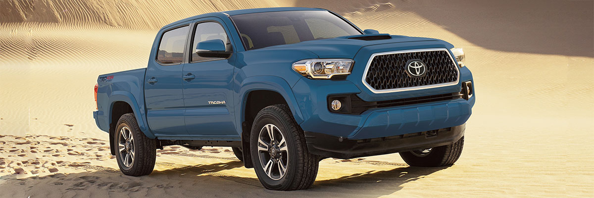 new Toyota Tacoma 2WD