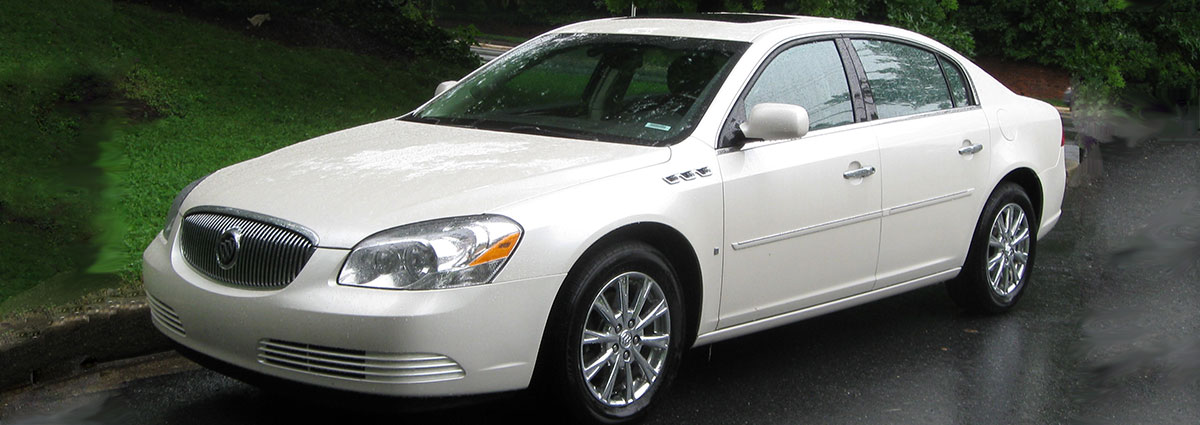 used Buick Lucerne