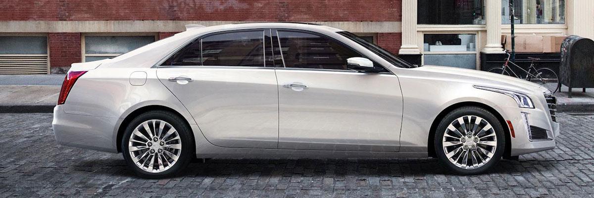 used Cadillac CTS Sedan