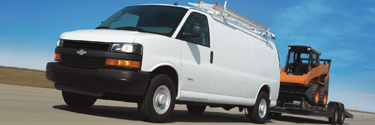 used Chevrolet Express Cargo Van