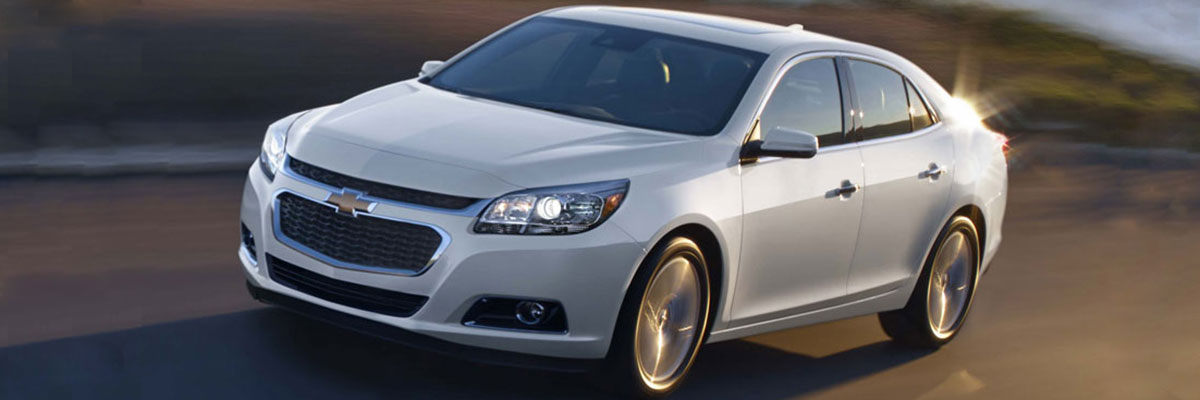 used Chevrolet Malibu Limited