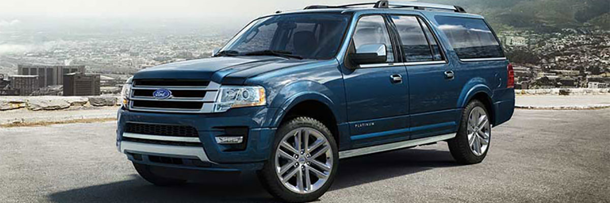 used ford expedition-el
