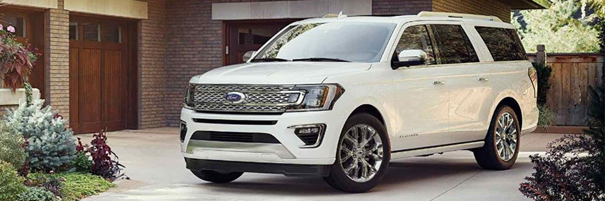 used Ford Expedition Max