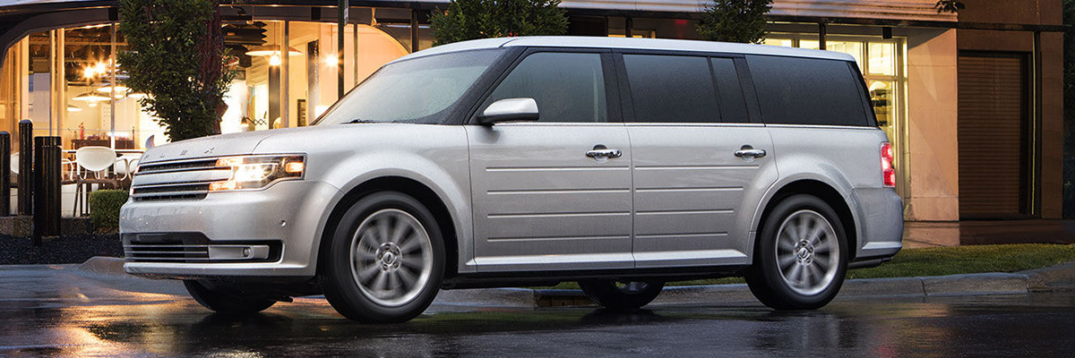 Used Ford Flex