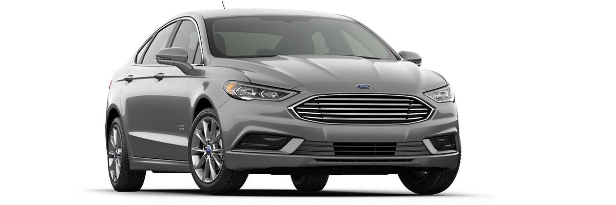 used Ford Fusion Energi
