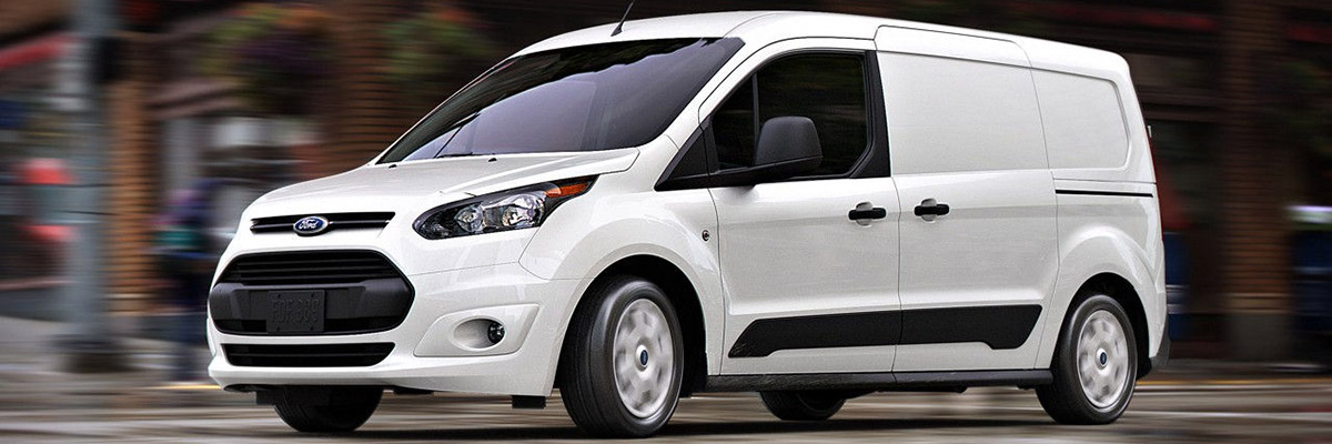 used Ford Transit Connect Van
