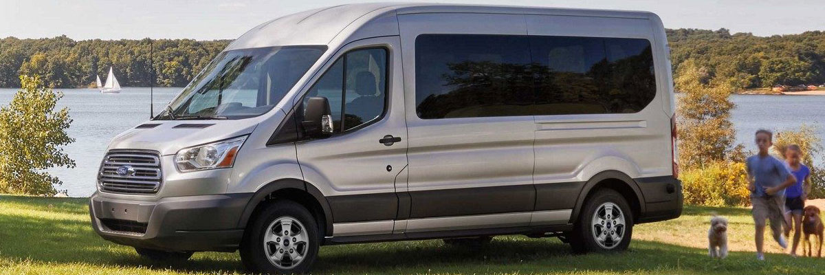 used Ford Transit Passenger Wagon