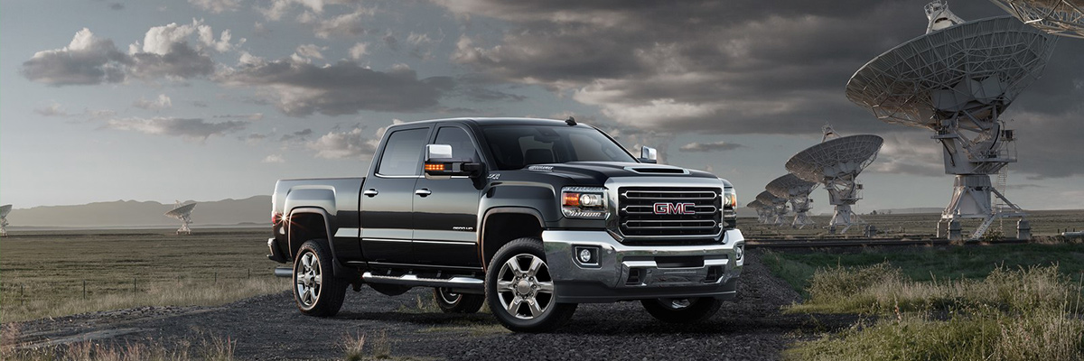 used GMC Sierra 2500HD