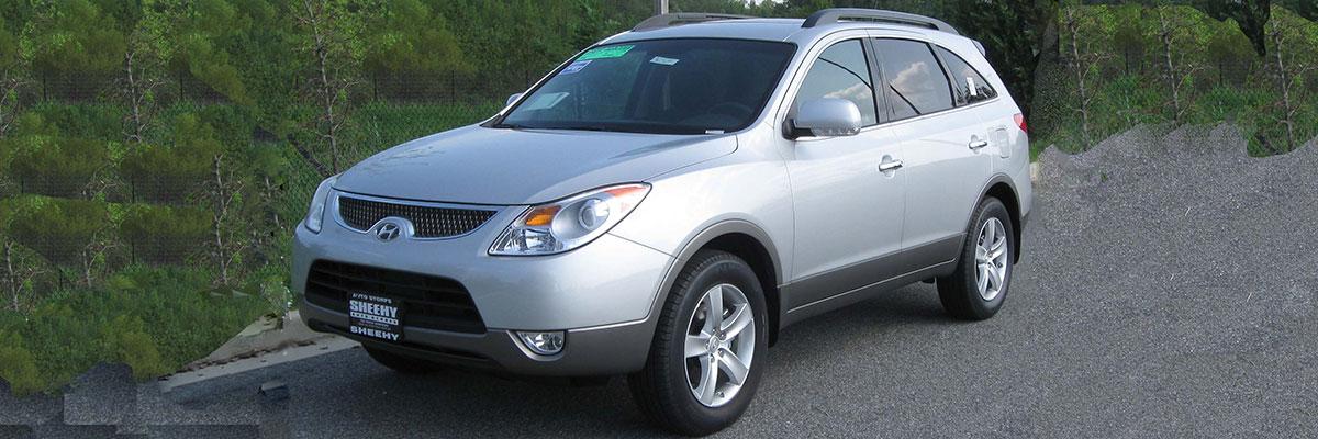 used Hyundai Veracruz