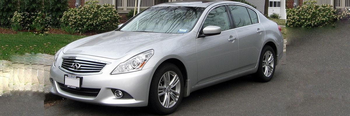 used INFINITI G37 Sedan