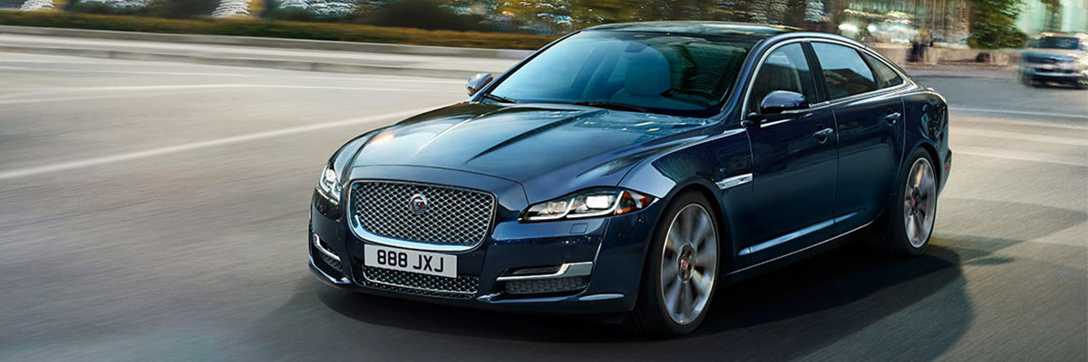 used Jaguar XJ