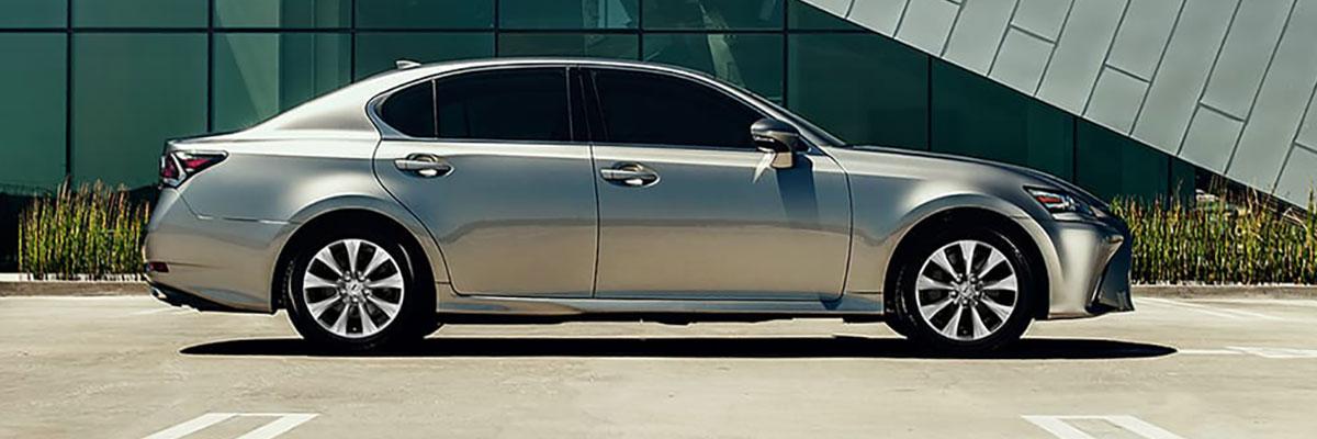 used Lexus GS 350