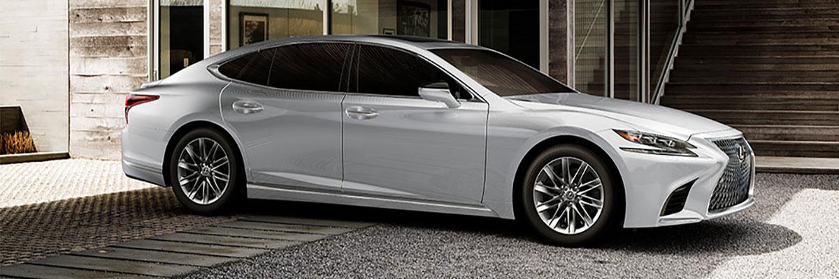used Lexus LS 460