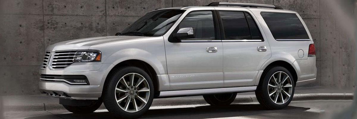 used Lincoln Navigator L