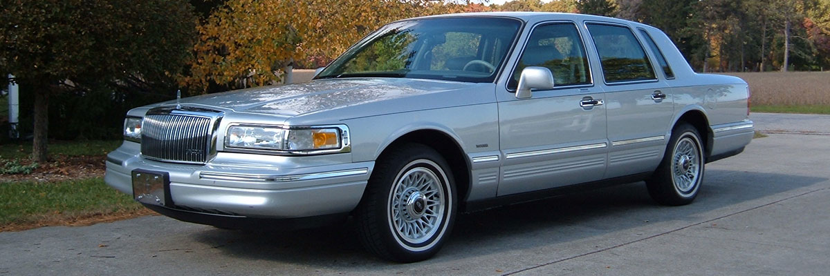 Used Lincoln Town Car Available In Perry And Owosso Mi For Sale