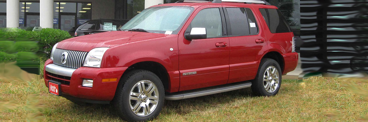 used Mercury Mountaineer