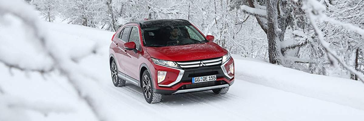 used Mitsubishi Eclipse Cross