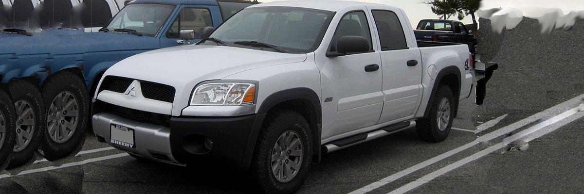 used Mitsubishi Raider