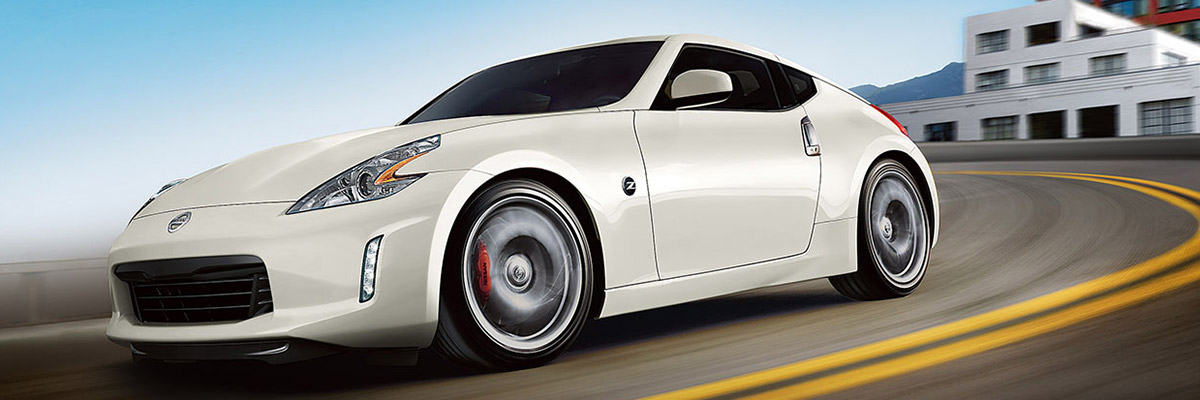 Used Nissan 370z-Coupe