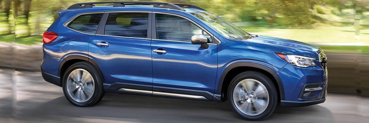 used Subaru Ascent