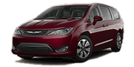 Used Chrysler Pacifica Hybrid