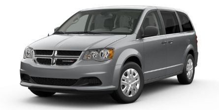 New Dodge Grand Caravan
