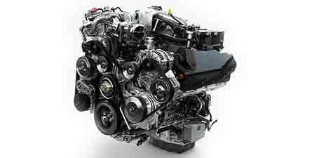 8 Cylinder Diesel