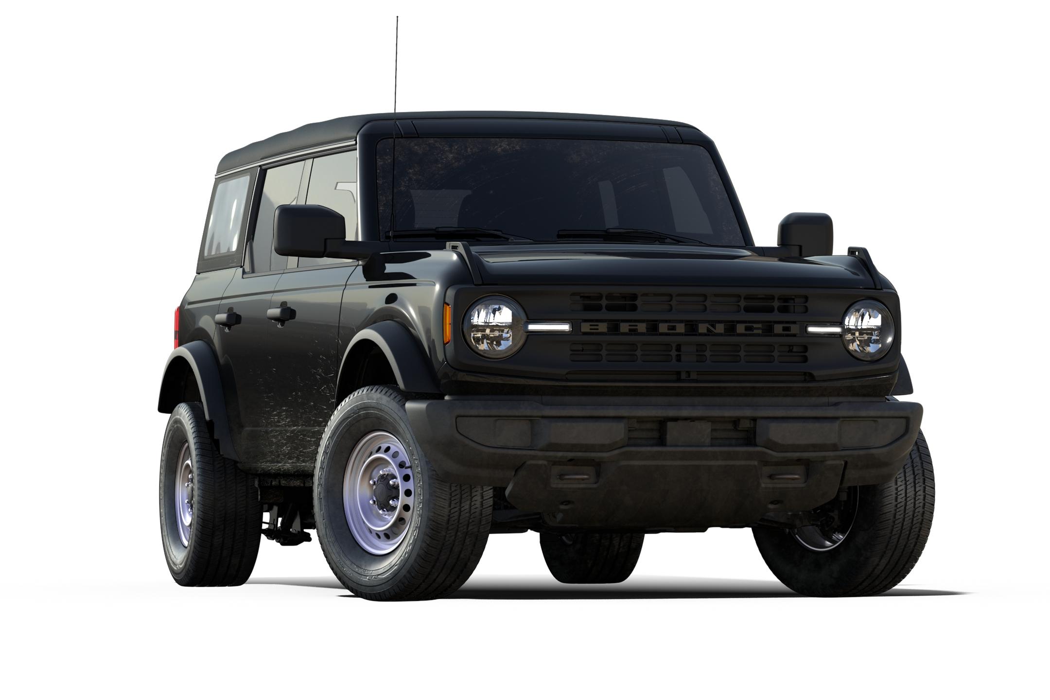 2021 Ford Bronco Base