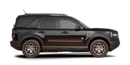 2021 Ford Bronco Badlands