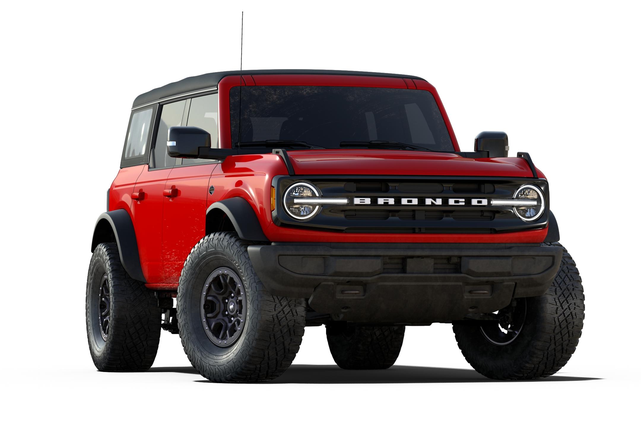 2021 Ford Bronco Wildtak