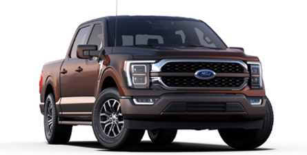 New Ford F-150 King Ranch