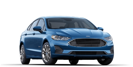 Ford Hybrids/Electric
