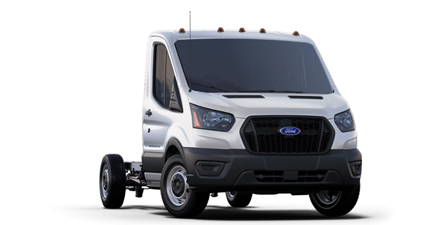 New Ford Transit Chassis Cab