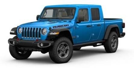 Used Jeep Gladiator