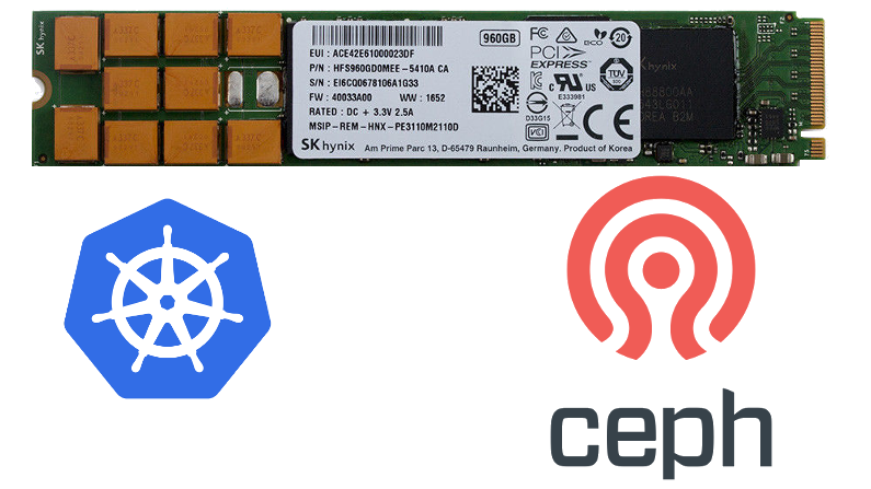 Ceph in the city: introducing my local Kubernetes to my 'big' Ceph cluster